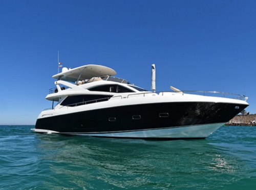 Sunseeker 75 ft (IN SEASON – AVAILABLE IN LA PAZ & CABO)