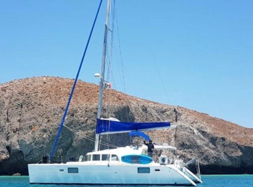 Lagoon 45ft (IN SEASON – AVAILABLE IN LA PAZ & CABO)